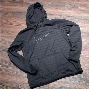 Black nike sweater